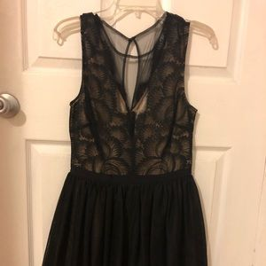 Bebe dress, only worn once!